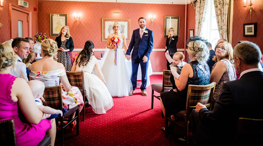 Civil Weddings, Partnerships and Receptions