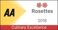 2 AA Rosette Dining at Worsley Arms Hotel