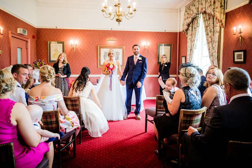 Weddings at Worsley Arms Hotel
